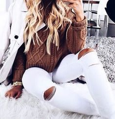 #winter #fashion / knit