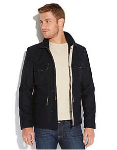 PACIFICA WOOL JACKET lucky brand men's jacket