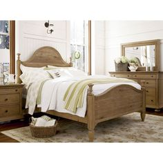Paula Deen Home Down Home Panel Bed & Reviews | Wayfair