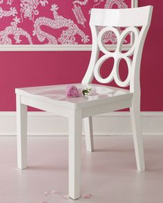 Lilly Pulitzer Home Classic White Dining Furniture - Neiman Marcus