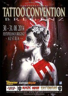 Tattoo & Ink: Tattoo Convention Bregenz 2014
