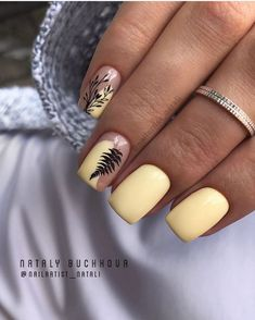 47 Stunning Acryli Short Square Nails Design For Spring Manicure Nails - Page 13 of 46 - The Secret of Modern Beauty Square Acrylic Nails, Cute Acrylic Nails, Acrylic Nail Designs, Nail Art Designs, Nails Design, Fancy Nails, Trendy Nails, Nail Manicure, Gel Nails