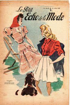 magazine sur la mode