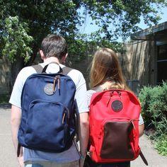 Standard and Deluxe Daypacks #backpacks #backtoschool