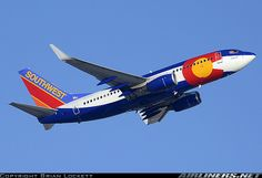 Southwest Airlines, Boeing 737-7H4 (N230WN) \