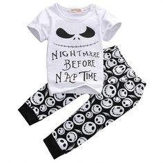Nightmare Before Nap PJ's