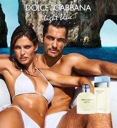 """25.6 mil Me gusta, 167 comentarios - Dolce & Gabbana (@dolcegabbana) en Instagram: """"The iconic couple @biancabalti and @davidgandy_official return to Capri for a fresh and seductive…"""""""