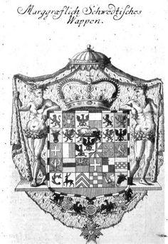 Schwedtisches Wappen