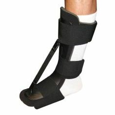 AllegroMedical: Brown Medical Plantar Fasciitis Dorsal Stretch Night Splint $45.00