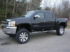 I lovee big truckss(: i have always lovedd big trucks & even tho imma girl i know alot about themm(: <3