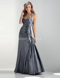 Cute Ball Dress - http://www.topshopbrides.com/trumpet-mermaid-halter-beading-sleeveless-floorlength-taffeta-bridesmaid-evening-dresses-prom-dresses-p-25154.html?main_page=product_info&products_id=25154