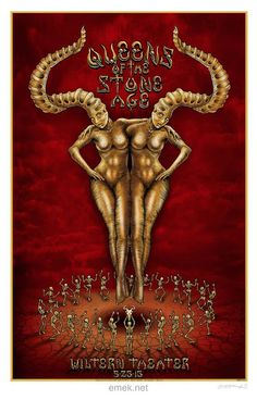 Queens of the Stone Age - Emek - 2013 ----