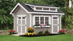 Premier Craftman Shed 10 x 14 - I'd love to know what this costs but the website gives zero idea about cost. Closest dealer (to Oregon) is in Ohio.