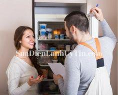 hãy nhờ một đội sửa chữa tủ lạnh hoặc chuyên bảo trì tủ lạnh, để duy trì hệ thống hoạt động của mình