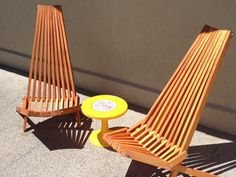 Hola, La idea empezó a principios de la primavera, como no tengo en casa muebles de jardín y tenia ganas de fabricar algo, me puse en internet a buscar modelos de bancos para hacer y de casualidad me encontré con esta silla están los materiales que...