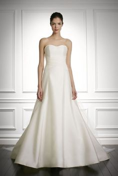 Carolina Herrera Bridal Fall 2013