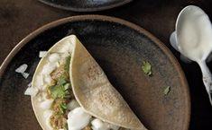 Tacos with Pork in Green Sauce (_Tacos de cerdo en salsa verde_)