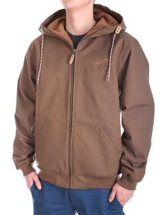 Dock36 Swing Jacket [khaki] // IRIEDAILY Jackets Men // FALL/WINTER 2014: http://www.iriedaily.de/men-id/men-jackets/ #iriedaily