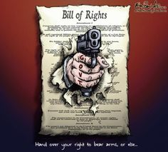 Hand Over Your Rights - American Thinker