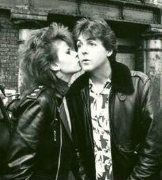 Paul and Tracy Ullman