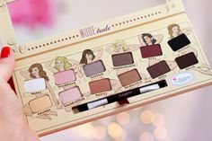 #theBalm #NudeTude #musthave