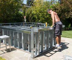 Outdoor Kitchen On Deck Planning New Outdoor Kitchen In Ct Outdoor Kitchens Bbq Islands
