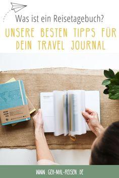 Was ist eigentlich so ein Travel Journal und wie nutzt es mir auf meinen Reisen? Auf diese und noch weitere Fragen geben wir in unserem Magazin Antwort. So weißt du direkt, ob du für dein nächstes Reiseabenteuer ein Tagebuch willst (wir versprechen: ja, willst du!) Reisejournal gestalten   Vorlagen   DIY #gehmalreisen