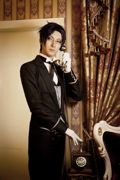 Claude Faustus - Claude Faustus Cosplay Photo - Cure WorldCosplay