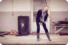 Senior portrait photography by Chris & Adrienne Scott, Photographers