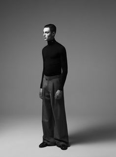 Raf Simons Retrospective ph Willy Vandeperre for 032c #27