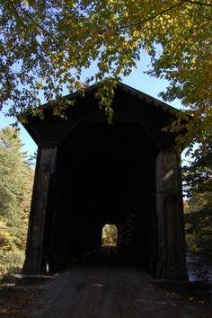 Крытые мосты Нью Хемпшира
