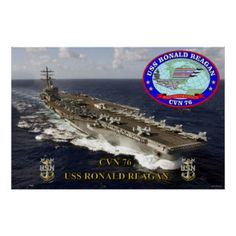 Nimitz class aircraft carrier cvn 76 uss ronald reagan - Portaerei ronald reagan ...