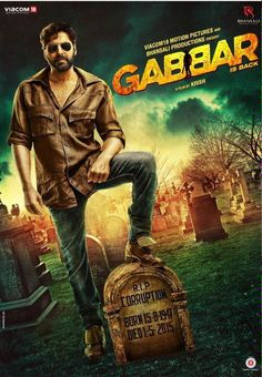 Akshay Kumar S Gabbar Is Back First Look Poster Has In The Title Role And Film A Remake Of 2002 Tamil Ramanaa