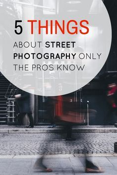 Real street photography strives for a story in a single frame. Learn how to with these five street photography tips only the pros know.