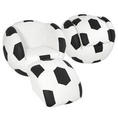 fun soccer chair