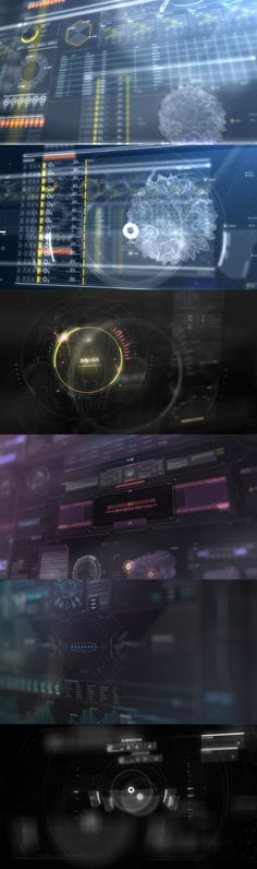 HUD COLLECTION on Behance