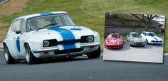 Our Personal Cars | Iain Daniels Classic Historic Motorsport
