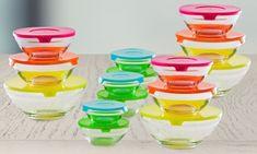 Groupon - Pack of 15 Glass Bowls. Tapas, Four Micro Onde, Heat Resistant Glass, Queso Fresco, Bons Plans, C'est Bon, Oven, Tableware, Glass Bowls