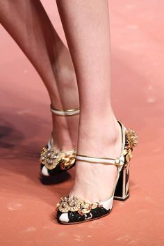 shoes @ Dolce & Gabb