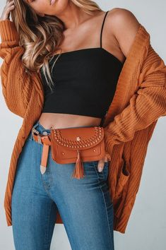 38eaae3851 Cozy Cable Oversized Cardigan Sweater - Camel