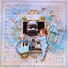 Crafts & Pieces: Scrapbook