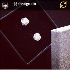 RG @jrhsagucio: Advance Christmas gift daw. Bukas na daw yung iba ❤️ Thanks! @crldelmo #silverworks #earrings #silverworksphil