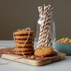 Granola cookies recipe on Food52