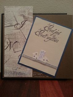 Christmas card 5 #scrapbooking #handmade #Christmas #cards