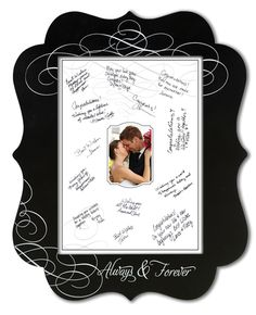 This is a great idea perfect for my reception.