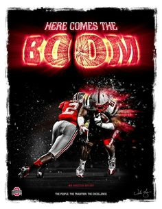 Here comes the BOOM!