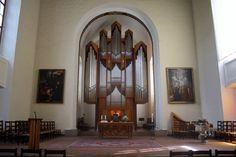 Dessau, St. Johannis – organ index, die freie Orgeldatenbank