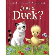 Carin Bramsen's beloved Hey, Duck! characters return in this humorous and heartwarming picture book about friendship. Now that Cat has le...