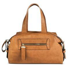 A+ Women's Duffle Bag - Cognac