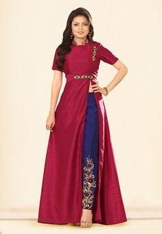 Designer suits: get traditional touch with modern look designer suits . love to wear cotton salwar suits.